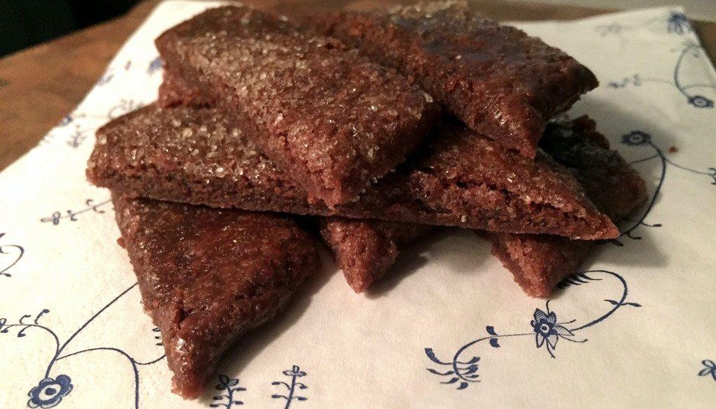 Vanedannende chokoladebrød